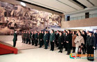 中國醫科大學組織副處級以上領導干部參觀遼寧省反腐倡廉教育基地