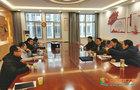 防灾科技学院副校长洪利到地质工程学院调研指导工作