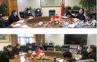 温州市教育局党委书记、局长郑建海来温州大学督查疫情防控工作