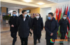 辽宁省副省长王明玉到渤海大学检查指导疫情防控工作