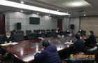 安徽省宣城市领导来合肥工业大学宣城校区调研疫情防控和线上教学等工作