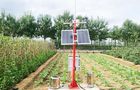 气象站在高校农业种植研究基地的应用