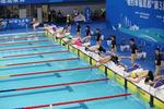 """首都体育学院学子在""""第三届中国大学生阳光游泳大赛"""" 中斩获2金1银"""