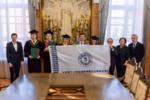 大连理工大学中白学院首届留学生学位授予仪式成功举行