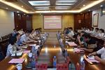 南昌市人力资源和社会保障局一行来豫章师范学院调研工作