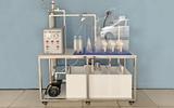 氣浮溶氣、過濾一體化實驗裝置