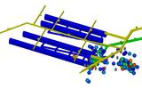地下石油洞库高精度微震监测系统