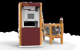 徐州硕博快开门式压力容器(蒸压釜)模拟机,快开门式(蒸压釜)压力容器模拟实操考核设备