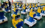 幼兒園晨檢設備加盟-晨檢機器人代理-晨檢機廠家