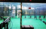 2020新款广场娱乐打气球枪地摊儿童娱乐项目bb弹仿真黄河玩具枪