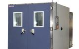 大型步入式试验室 可编程步入式湿热设备