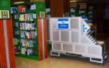 连续型图书杀菌机|图书消毒柜/杀菌机|图书连续杀菌除尘柜