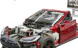 汽车教学设备 汽车教具 新能源汽车教具 无人竞速车 免费师资培训 厂家直销 提供课程及教材