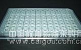 Axygen 384孔透明PCR板(半裙邊) ABI適用 PCR-384M2-C