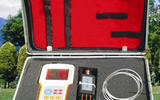 便携土壤水分/温度测定仪/九州空间生产