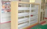 YGXD-SJ-S-A 双柱双面矮书架