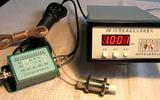 电涡流式轴位移测量仪