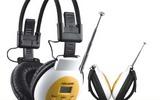 ADS-2208头戴式立体声调频耳机,教学耳机,学生耳机