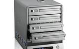 铁威马 F4-830 四盘位磁盘阵列存储系统