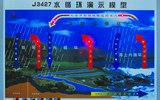水循環演示模型
