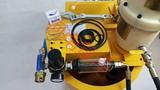 厂家直销矿用设备ZBQ-27/1.5煤矿用气动阀注浆泵注浆堵水填充空隙