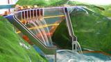 水利水電工程模型