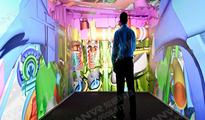 知感VR虚拟教学实训室--VR教学体验中心