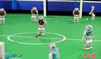 2015年机器人足球世界杯伊朗开战