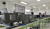 多媒体教室有酷 看南开大学和泽塔云的实验室