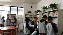 武汉西藏中学星级校园书屋