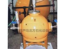 北方石化20L球罐氣體爆炸測試裝置(適用大專院??蒲性核虒W科研使用)