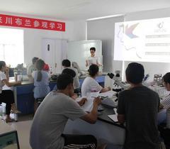 通州永乐店中学生物教师培训活动圆满成功