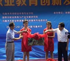 国泰安举办2015年新疆职业教育创新发展高峰会