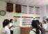 湖北城建職院物業1701班 赴金地物業管理武漢分公司參觀學習