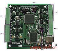USB数据采集卡USB5801定时计数器卡