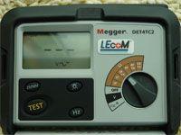 接地电阻测试仪DET4TCR2+kit