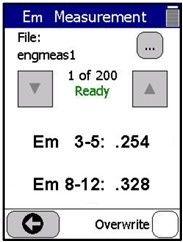 ET10 野外便携手持式发射计