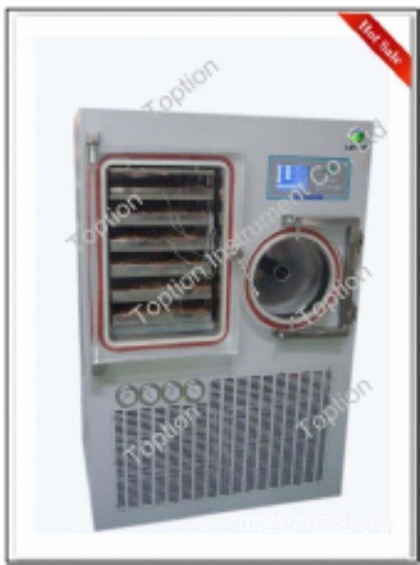 2代冷冻干燥机-TPV-100F (硅油加热)普通型