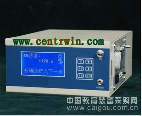 便攜式紅外線CO2分析儀 型號:NJUH-3010E