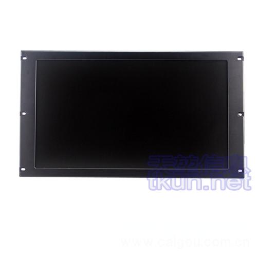 上架式18.5寸工業觸摸顯示器寬屏16:9
