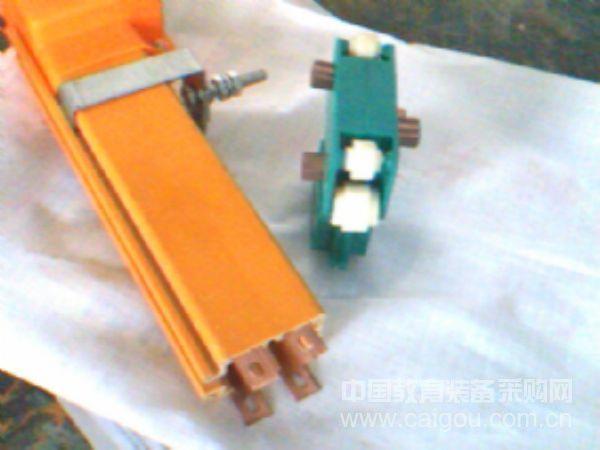 安全滑触线/多极滑线配件悬挂架/正交器