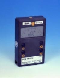 辐射检测仪带伸缩杆的探头