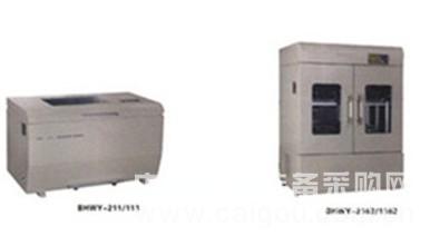 国产最好的双层大容量全温变频摇床BHWY-2102特价促销