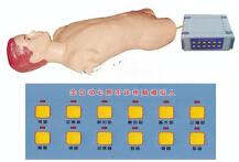 全自动心肺叩诊电脑模拟人模型 wi114553