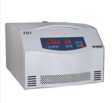 国产英泰离心机TD5低速管架离心机/台式离心机