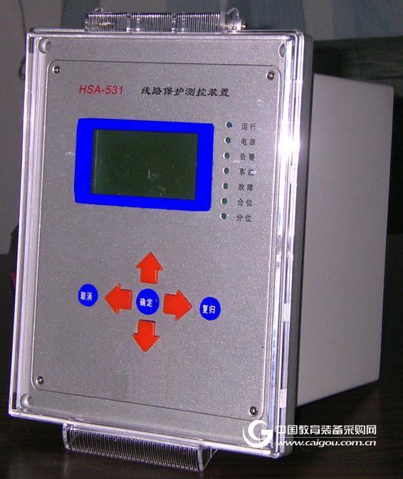 微機變壓器出線保護裝置