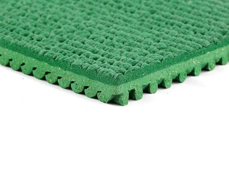 健身步道 橡膠跑道 塑膠運動卷材 預制型運動地板 廣州同欣廠家