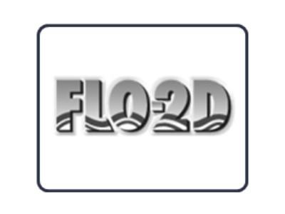 FLO-2D | 二維洪水與土石流數值模擬套裝軟件