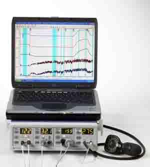 激光多普勒及经皮氧分压监测系统