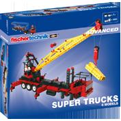 慧鱼创意组合模型超级卡车